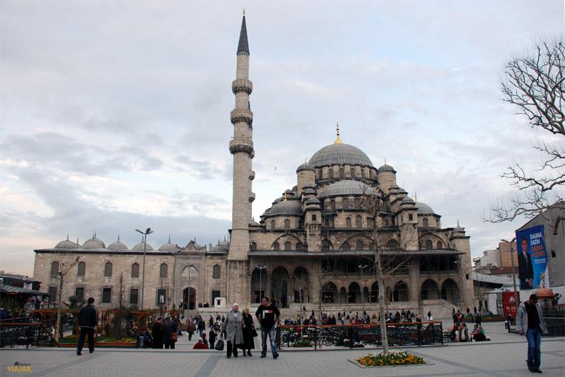 Mezquita Nueva. Estambul