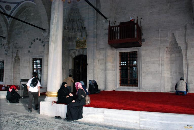 Mezquita de Mihrimah Sultán. Üsküdar. Estambul