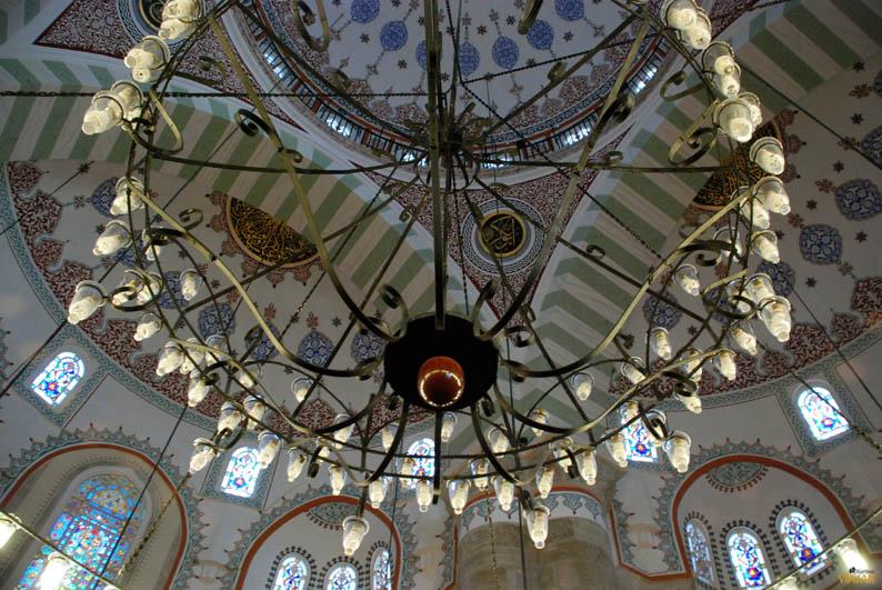 Mezquita de Mihrimah Sultán. Estambul