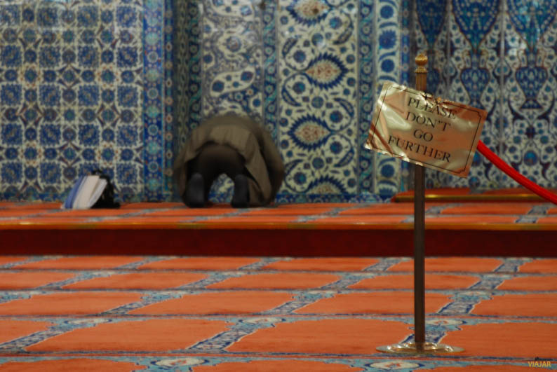 Mezquita de Rüstem Paşa, Estambul