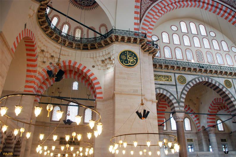 Mezquita de Süleymaniye, Estambul