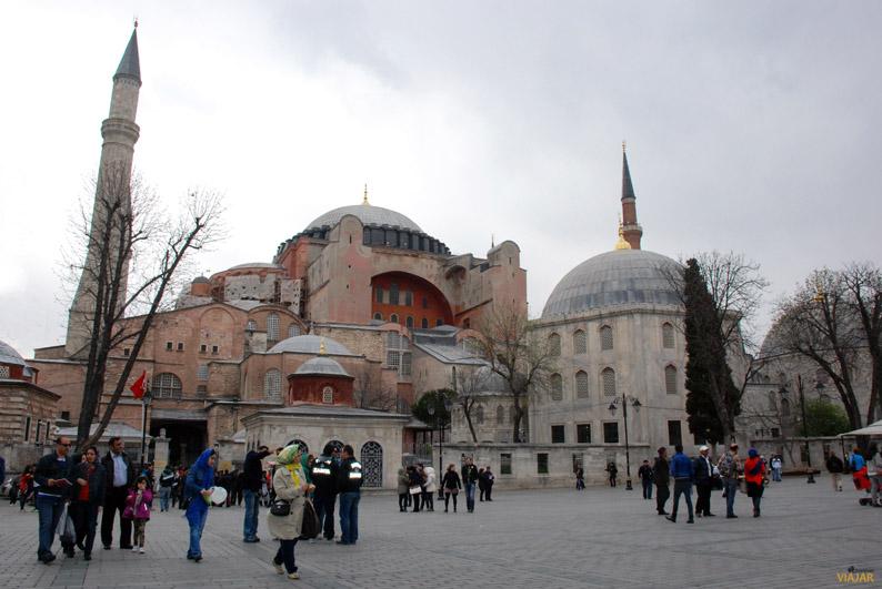 Santa Sofía. Estambul