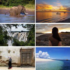 Zambia, Zimbabue y Zanzíbar: primeras impresiones de mi viaje a África
