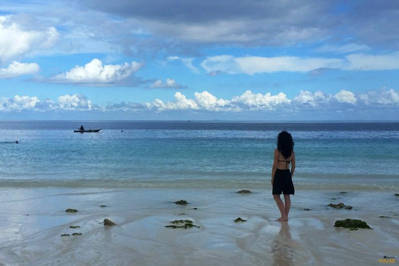 Playa de Nungwi. Zanzibar