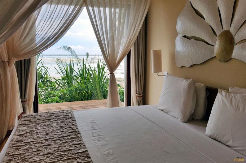 Villa del hotel Essque Zalu Zanzibar