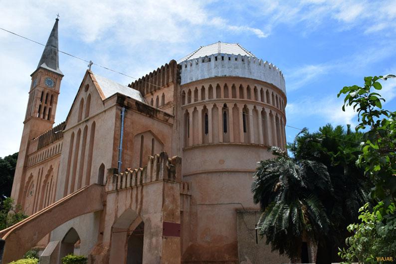 Catedral anglicana. Stone Town. Zanzibar