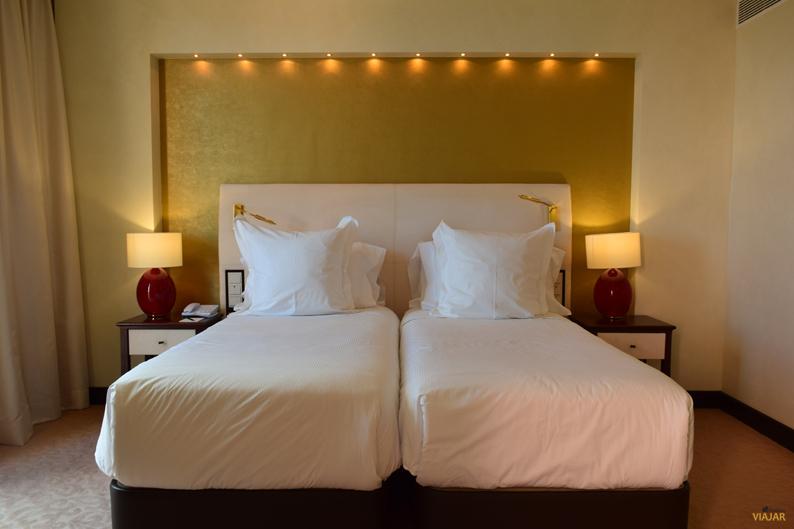 Dormitorio. Kempinski Hotel Bahia