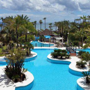 Kempinski Hotel Bahía 5* GL. Estepona (Málaga)