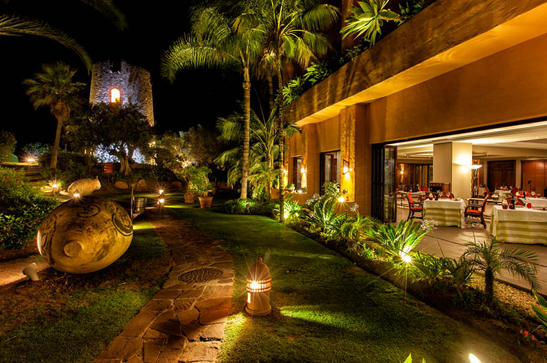 Restaurante Alminar. Kempinski Hotel Bahia