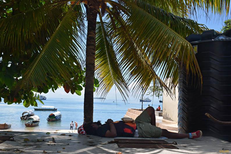Stone Town. Zanzibar
