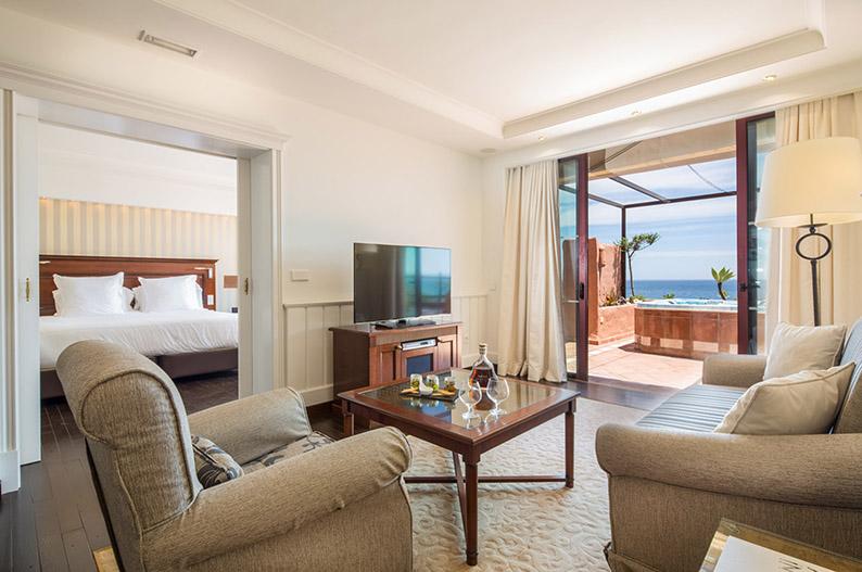 Suite del Mar. Kempinski Hotel Bahia