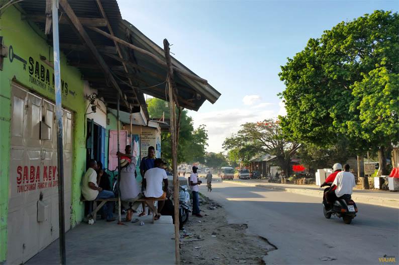 Carretera de Zanzibar