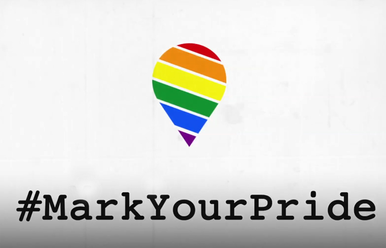 Mark your pride. World Pride Madrid 2017