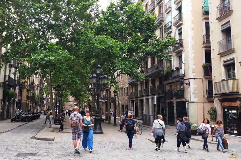 Passeig del Born. Barcelona