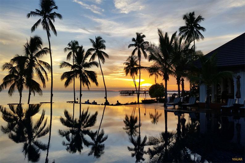 The Residence. Viajar a Zanzibar
