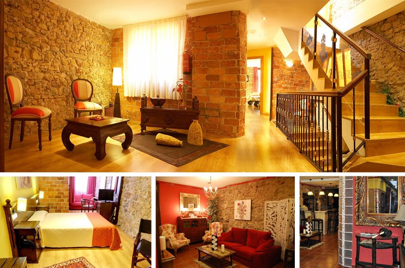 Hotel Don Pedro. Aviles