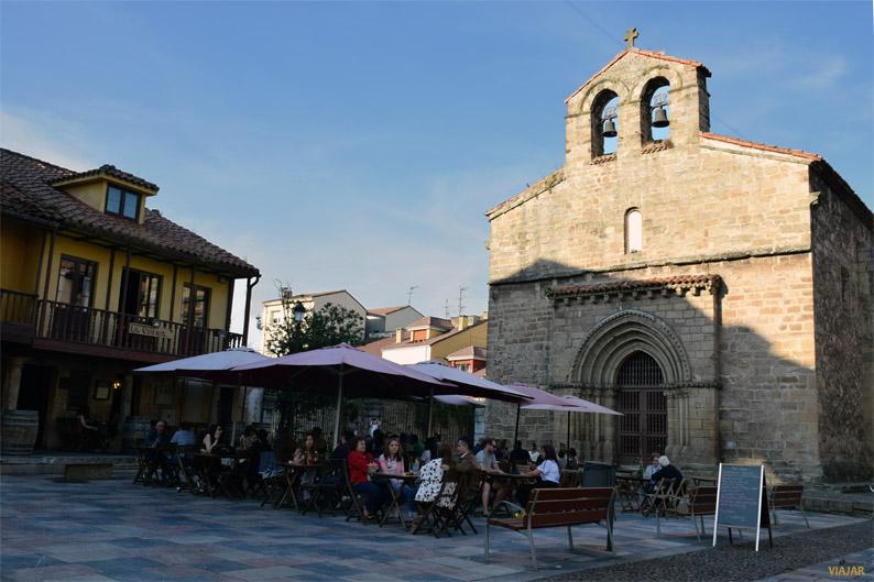 Iglesia vieja de Sabugo, Aviles