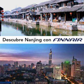 Descubre Nanjing, una de las antiguas capitales de China, con Finnair