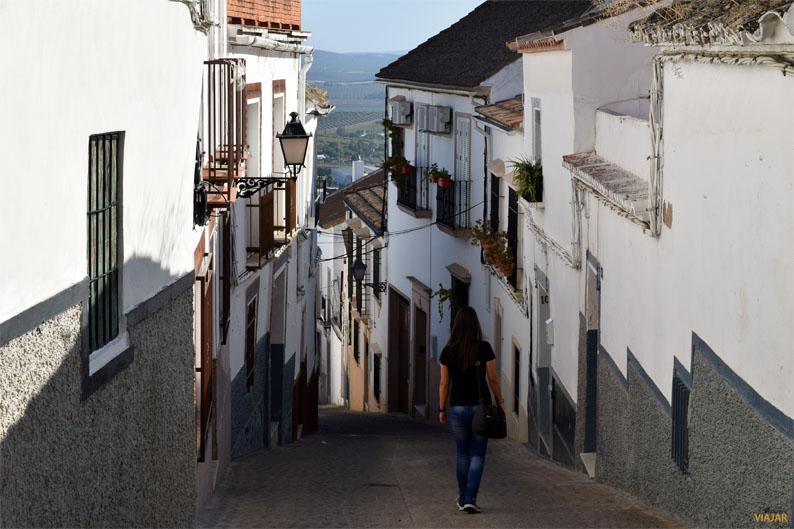 Barrio de la Escuchuela. Que ver enMontilla