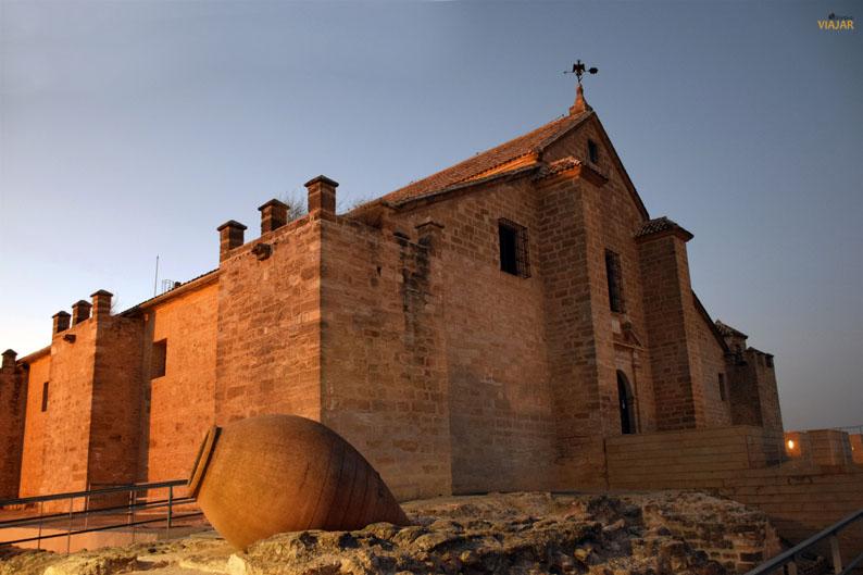 Castillo-Alhori. Montilla