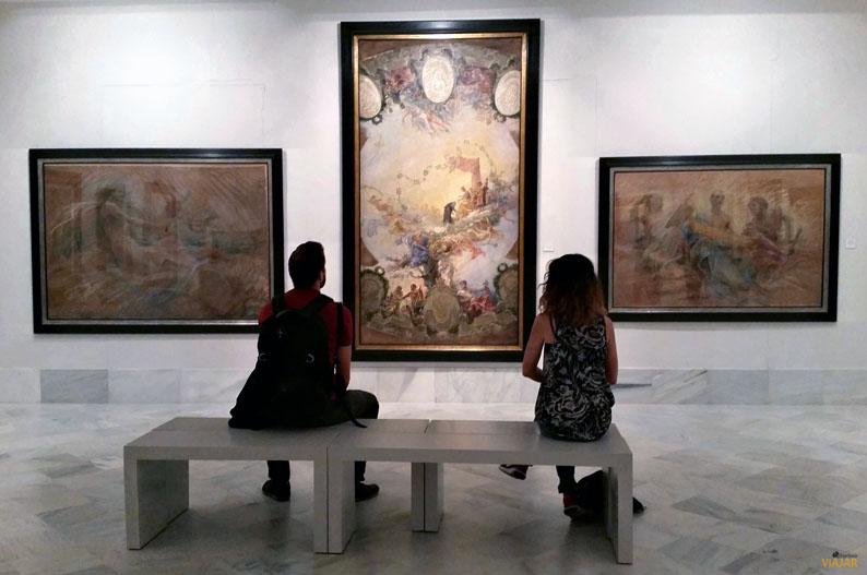 Museo Garnelo. Que ver en Montilla