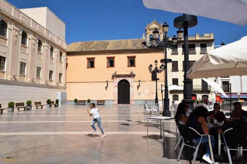 Plaza de la Rosa. Montilla