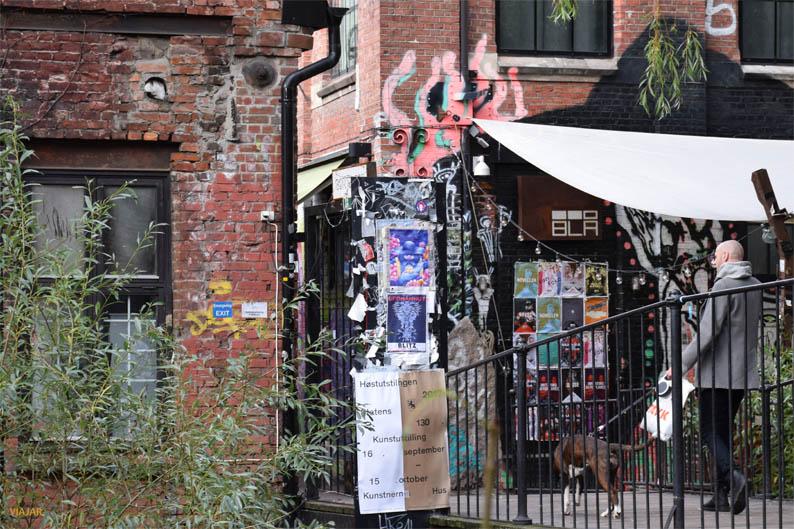 Blå, uno de los mejores clubs de Oslo