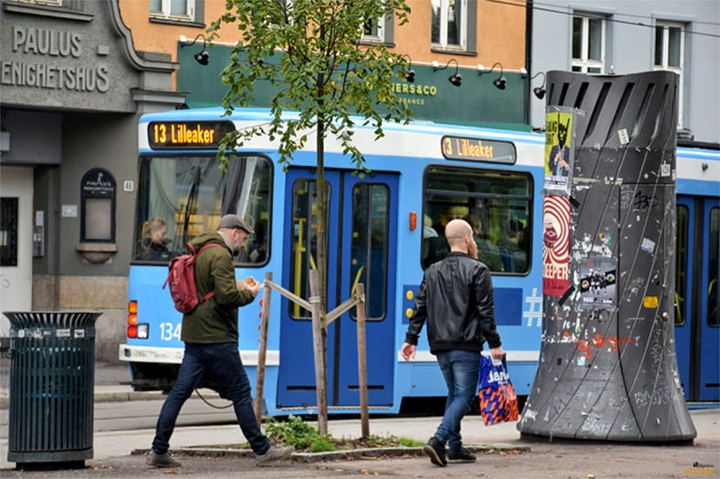 Grünerløkka, el barrio hipster de de Oslo