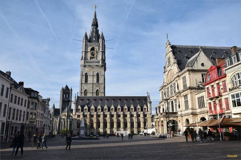 Belfort, el campanario de Flandes