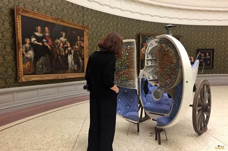 Museo de Bellas Artes. Planes alternativos en Gante