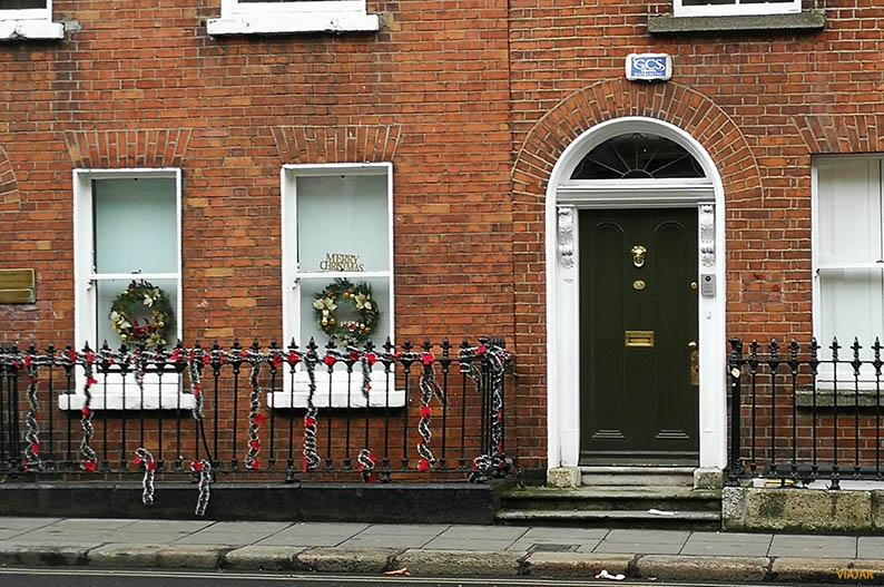 Paseando por Dublin en Nochevieja