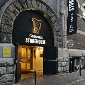 ¿Vale la pena visitar la Guinness Storehouse de Dublín? Of course!