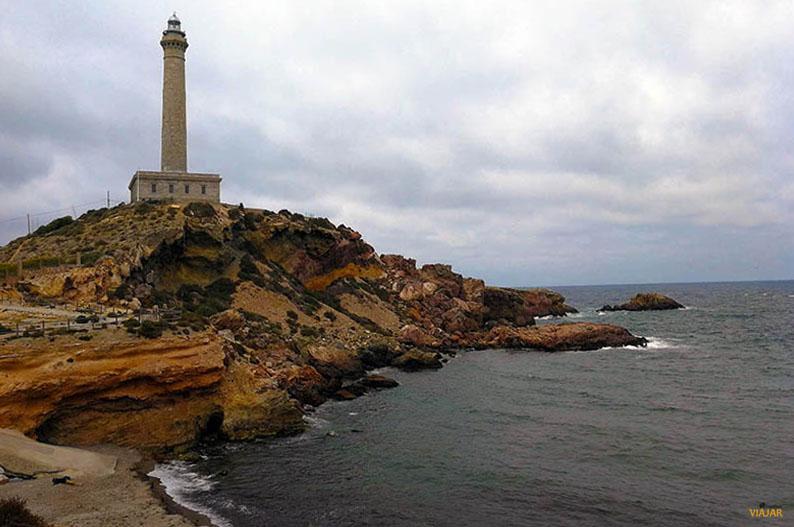 Faro de Cabo de Palos. Que ver en el Mar Menor