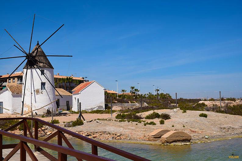 Molino de Quintin. Que ver en el Mar Menor