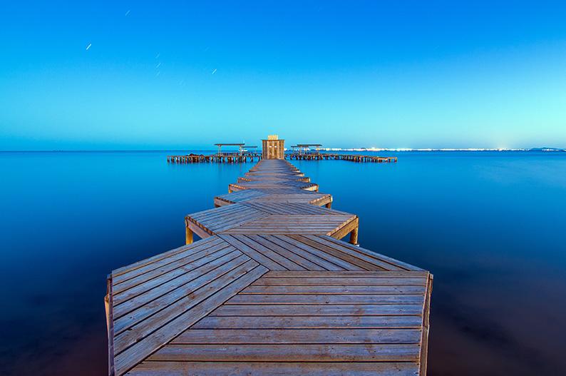 San Javier. Talasoterapia en el Mar Menor