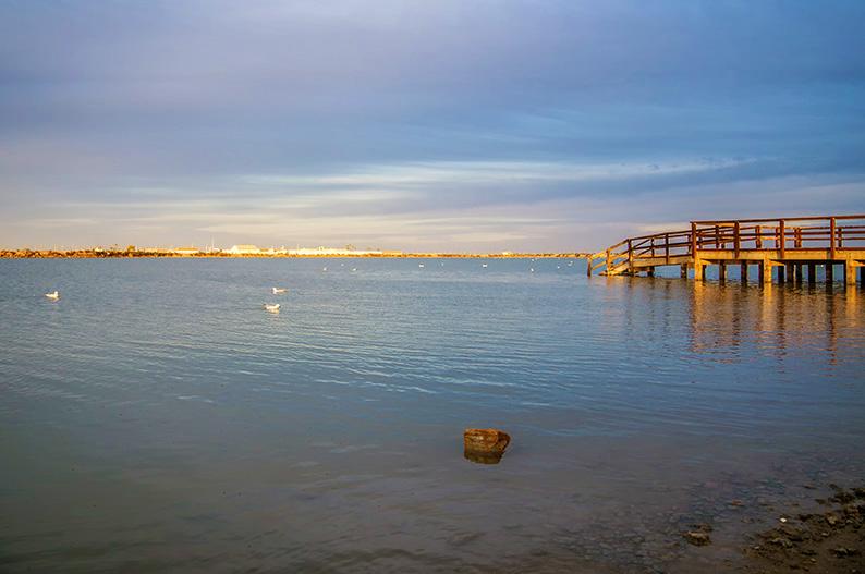 San Pedro del Pinatar. Talasoterapia en el Mar Menor