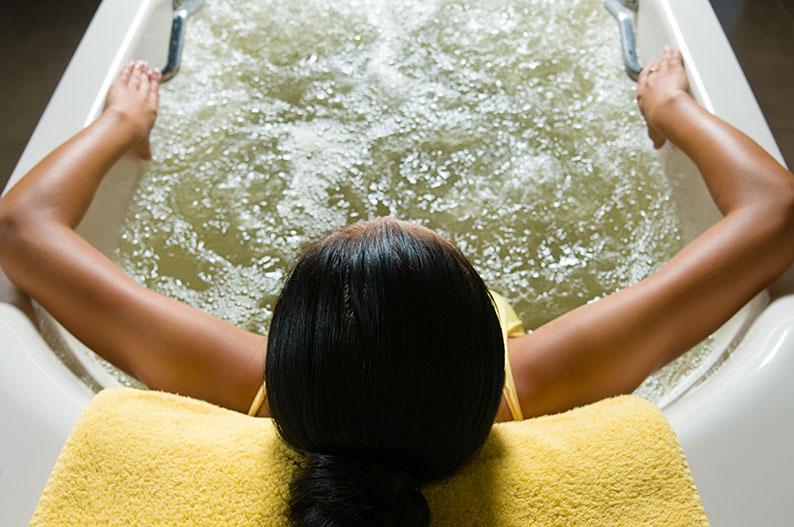 Talasoterapia en el Mar Menor
