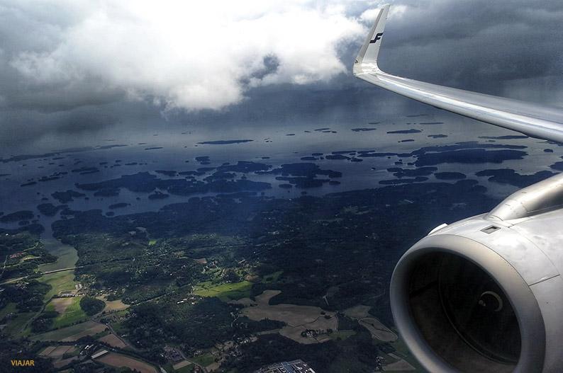 Vuelo Madrid-Helsinki con Finnair