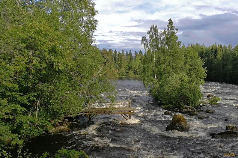 Region de los Mil Lagos de Finlandia