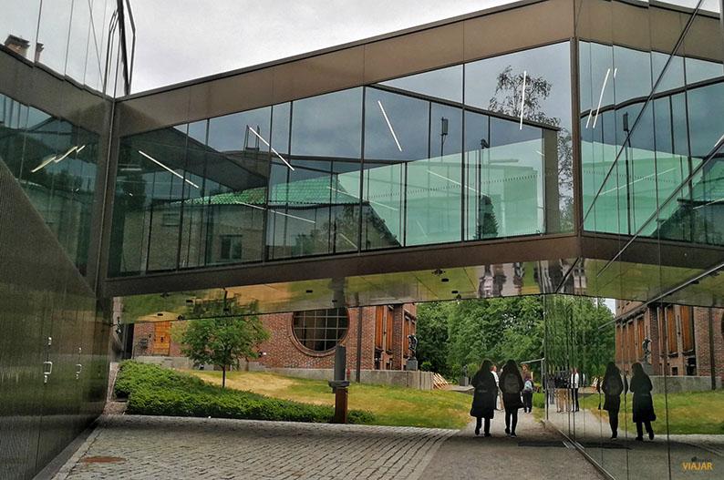 Serlachius Museums. Region de los Mil Lagos de Finlandia