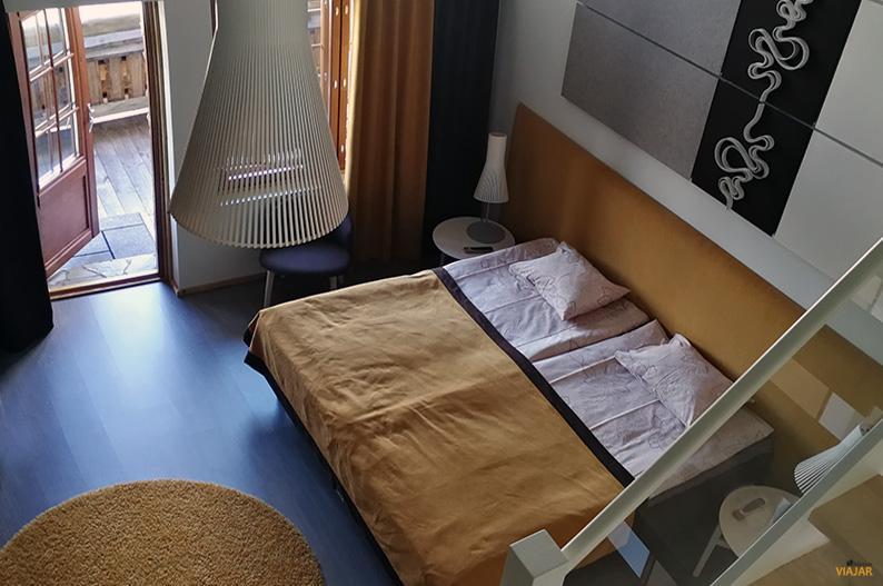 Suite para 4-5 personas. Koivulahden Rapukartano