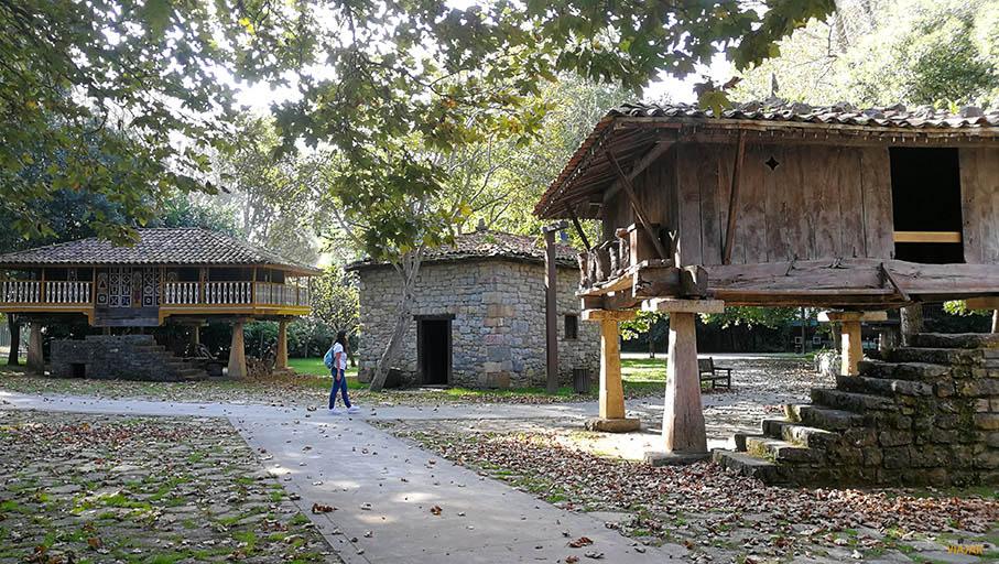 Museo del Pueblo de Asturias. Gijon