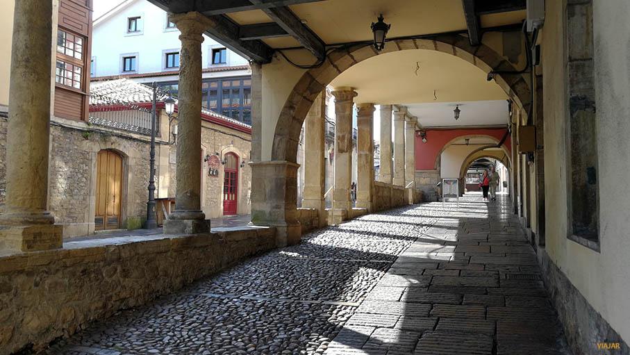 Calle Galiana. Aviles
