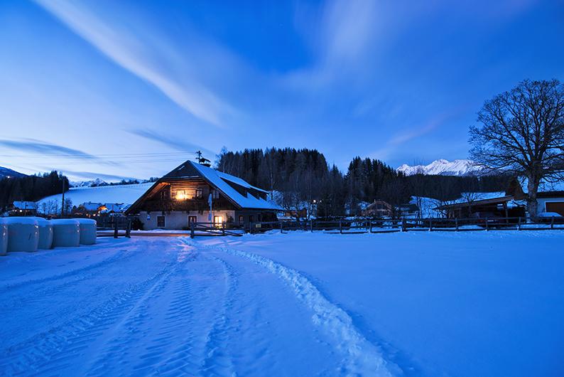 Navidad, nieve y Austria, un escenario de cuento © SalzburgerLand Tourismus GmbH, Kathrin Gollackner