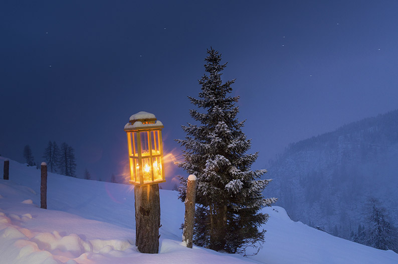 La magia de la Navidad en Austria © Lisa Eiersebner