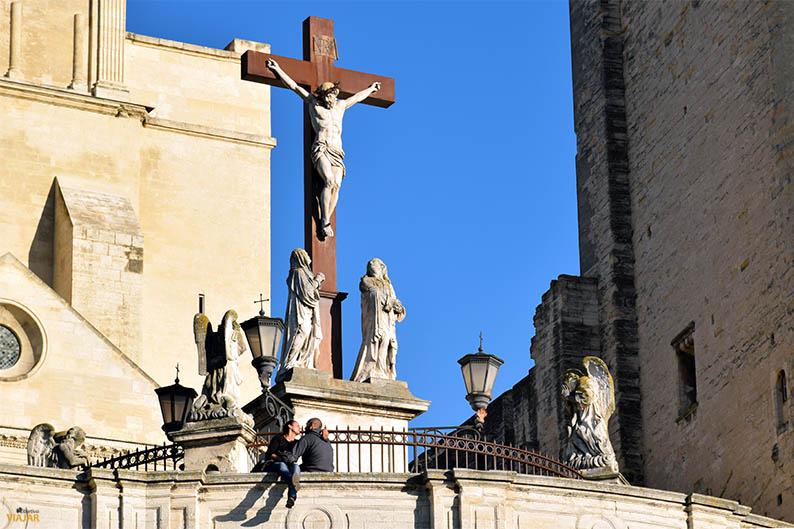 Notre-Dame des Doms. Avignon. Francia