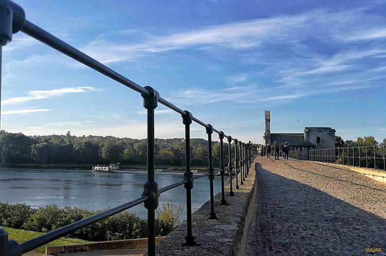 Puente de Saint Benezet. Que ver en Avignon