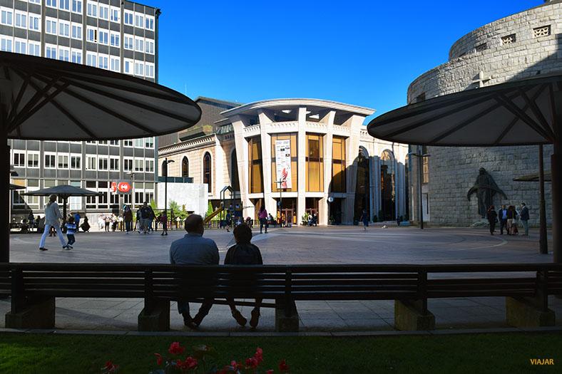 Auditorio Palacio de Congresos Principe Felipe. Oferta cultural de Oviedo