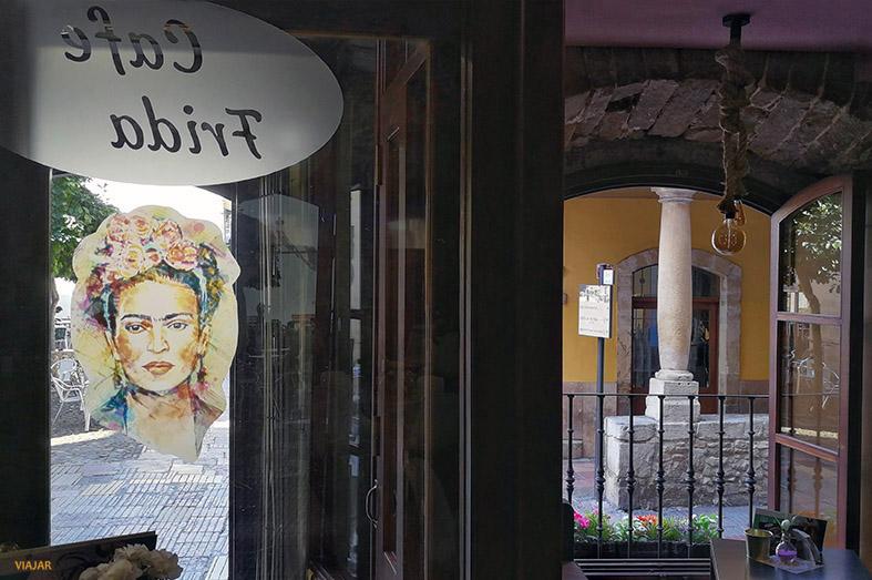 Cafe Frida. Aviles. Asturias