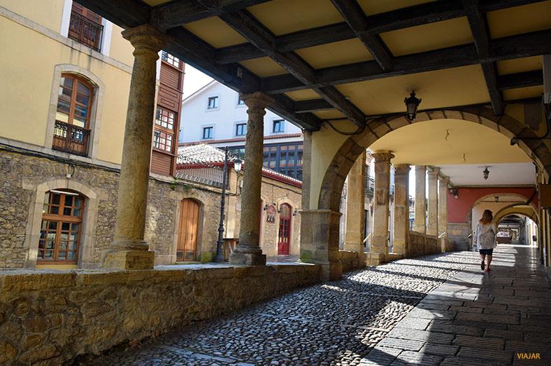 Calle Galiana. Que ver en Aviles